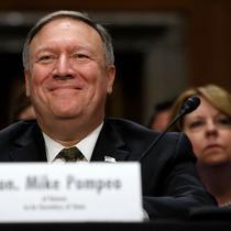 Menteri Luar Negeri Amerika Serikat Mike Pompeo  (AP Photo/Jacquelyn Martin, File)