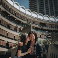 Kimberly Ryder dan Edward Akbar  (Instagram/@kimbrlyryder)
