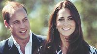 Romantisnya Kate Middleton dan Pangeran William