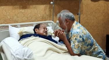 Mantan Presiden Timor Leste Xanana Gusmao viral di media sosial saat videonya menjenguk BJ Habibie tersebar. (Dokumentasi Kedutaan Besar Timor Leste untuk Indonesia)