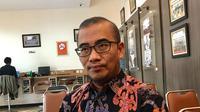 Komisoner KPU Hasyim Asyari (Liputan6.com/Yunizafira Putri)
