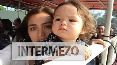 Jessica Iskandar menuliskan perasaan terhadap anaknya di akun Instagram. Usai menuliskan status yang berisi curahan hati itu, sejumlah netizen pun memberikan komentar positif