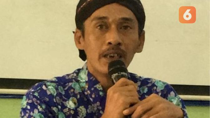 Yuliyanto, Kepala Sekolah SMP Negeri 1 Muntilan Kabupaten Magelang. (foto: liputan6.com/edhie prayitno ige)