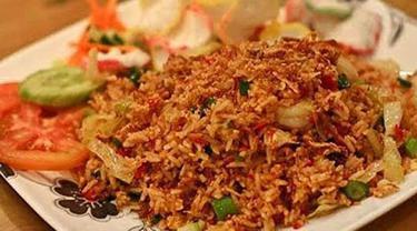 Resep Sederhana Nasi Goreng Terasi Pedas Lifestyle Fimela Com