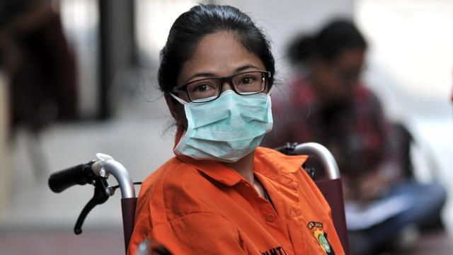Putri Sri Bintang Pamungkas Terjerat Narkoba