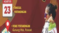Rika Wijayanti, atlet paralayang andalan Indonesia di Asian Games 2018 (kemenpora)