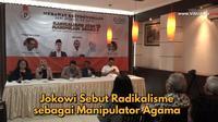 Diskusi Publik Terkait Istilah Radikalisme Menjadi Manipulator Agama. sumberfoto: visualtvdotlive