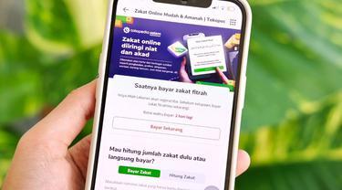 Nilai transaksi Zakat Maal di Tokopedia naik hampir 3x lipat. Donasi dari pengguna Tokopedia ini secara berkala disalurkan kepada sesama yang membutuhkan.