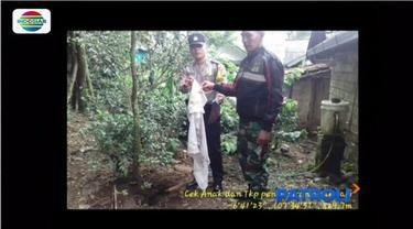Sempat viral ibu kubur bayi kandung di Purwakarta, Jawa Barat. Kondisi sang bayi masih kritis.