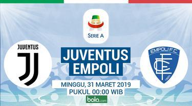 Serie A Juventus Vs Empoli