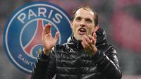 Media ternama Prancis, L'Equipe, menyebut Thomas Tuchel sebagai kandidat kuat pengganti Unai Emery di Paris Saint-Germain. (dok. Eurosport)