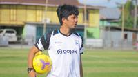 Ahmad Amiruddin pernah dua kali menjadi caretaker Bornoe FC. (Bola.com/Abdi Satria)