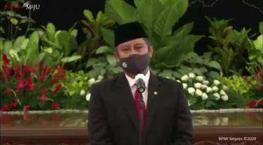 Budi Gunadi Sadikin dilantik Presiden Jokowi Rabu (23/12) pagi menggantikan Terawan. Tugas mendesak dari presiden adalah menangani pandemi Covid-19.