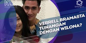 Hubungan Verrell Bramasta dan Natasha Wilona semakin dapat dukungan dari keluarga, benarkah keduanya akan melangsungkan tunangan setelah lebaran.