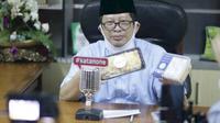 Bakal Calon Wali Kota Makassar, Irman Yasin Limpo. (Liputan6.com/Putu Merta Surya Putra)