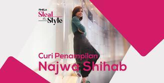 Najwa Shihab bukan hanya selalu memberikan inspirasi bagi generasi muda untuk selalu berkarya. Jika dilihat dengan saksama, sosok kelahiran 16 September 1977 juga ternyata juga memiliki selera fashion yang memesona. Intip kelihaiannya dalam memadukan snea