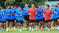 Timnas Indonesia U-19 menjalani pemusatan latihan di Kroasia. (Dok PSSI)