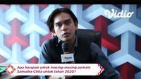 Harapan Para Pemain Sinetron Samudra Cinta di Tahun 2020. sumberfoto: SCTV