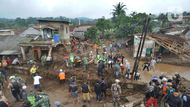 Musim Hujan Warga Garut Di Zona Merah Bencana Diminta Waspada Regional Liputan6 Com