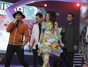Anji hingga Via Vallen Meriahkan Konser Energi Asian Games 2018