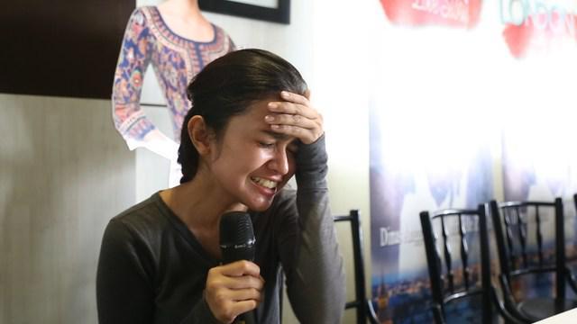 Gadis yang mengawali karirnya dari Miss Celebrity ini, menganggap karir yang ia miliki sekarang tak lepas dari jasa-jasa pahlawan dahulu.