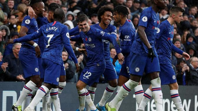 Link Live Streaming Liga Inggris: Crystal Palace vs Chelsea Malam Ini