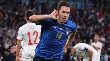 Foto Piala Eropa: 6 Pemain yang Sabet Gelar Star of The Match Lebih dari Sekali di Euro 2020