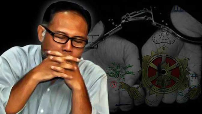 Bambang Widjojanto Ditangkap Polisi, Ini Respons Bupati Kobar
