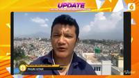 Dalam program Liputan6 Update edisi Senin, 7 Juni 2021, koresponden Liputan6.com asal Nepal Phuri Kitar melaporkan kondisi terkini di negara tersebut (Liputan6.com)