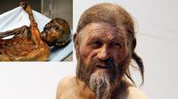 Mumi Otzi The Iceman (Wikipedia)