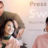Sheryl Sheinafia dan Rizky Febian (Deki Prayoga/Bintang.com)