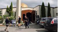 Setahun Usai Penembakan, Masjid di Selandia Baru Makin Ramai Pengunjung. (dok.Instagram @musaadnan/https://www.instagram.com/p/B9vLgcwnKPN/Henry)