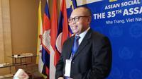 Direktur Utama BPJS Ketenagakerjaan, Agus Susanto, menyerukan kepada para negara anggota untuk saling mendukung agar negara-negara ASEAN menjadi lebih sejahtera dan berdaya saing.