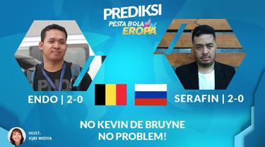 Berita Video Prediksi Euro 2020, Misi Sulit Rusia Kalahkan Belgia yang Bertabur Bintang