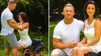 Setelah mengalami stroke, sang suami tega menceraikannya. Tapi kemudian wanita ini bangkit kembali setelah mendapat bantuan dari seorang terapis yang kemudian menjadi kekasih barunya.