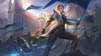 Moonton menghadirkan hero baru di Mobile Legends : Bang Bang, yakni Silvana.  (FOTO / Ist Moonton)