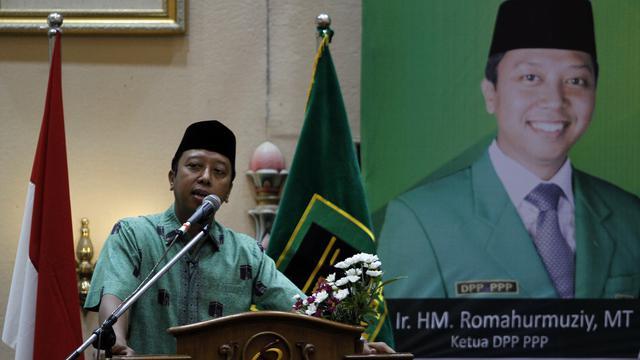 Deretan Fakta Penangkapan Ketua Umum PPP Romahurmuziy
