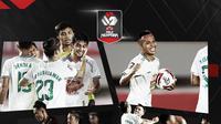 Perebutan Peringkat 3 Piala Menpora: PSM Makassar Vs PSS Sleman. (Bola.com/Dody Iryawan)