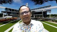 Guru Besar UIN Jakarta Komaruddin Hidayat. (Istimewa)