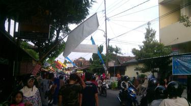 Ngabuburit Seru Warga Yogyakarta Di Jalan Jogokariyan Ramadan