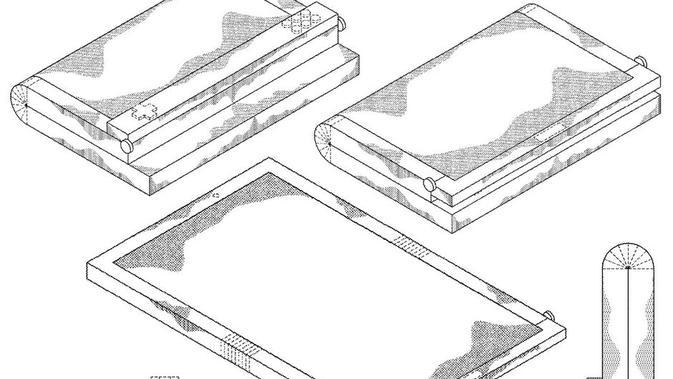 Paten smartphone gaming Samsung (Phone Arena)