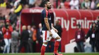 Bomber Arsenal Oliver Giroud (Reuters)