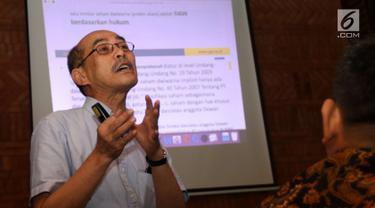 Faisal Basri Sebut Indonesia Defisit Perdagangan di Tiga Sektor