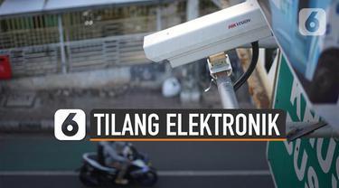 Mulai berlaku 1 Februari 2020 tilang elektronik berlaku.