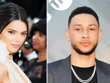 Ben Simmons nggak suka saat mantannya, Tinashe, bertemu dirinya saat tengah berkencan dengan Kendall Jenner. (Us Weekly)