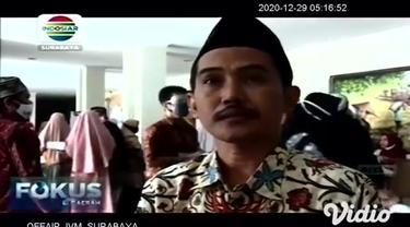 Kementerian Agama dan Biro Penyelenggara Umrah di Jember, Jawa Timur, terus mensosialisasikan dihentikannya kembali ibadah umrah. Penutupan sementara diduga menyusul perkembangan terbaru Covid-19.