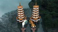Kuil menakjubkan di Asia (Sumber: boredpanda)