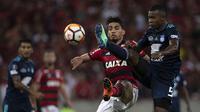 Lucas Paqueta (MAURO PIMENTEL / AFP)