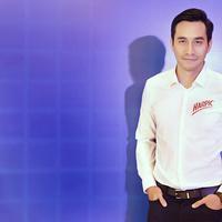 Darius Sinathrya (Bambang E Ros/Fimela.com)