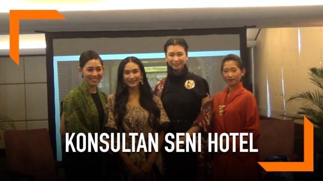 The Apurva Kempinski Bali dengan bangga memperkenalkan Happy Salma sebagai konsultan seni mereka.
